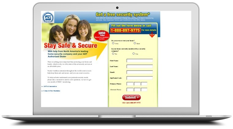 ADT Security Coupons
