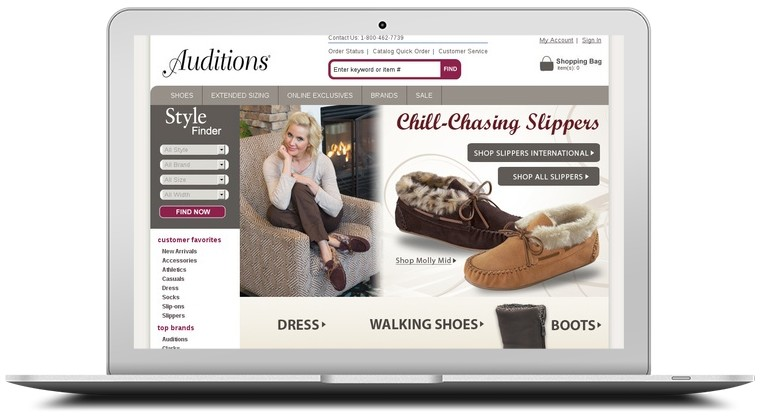 Auditions Shoes Coupons