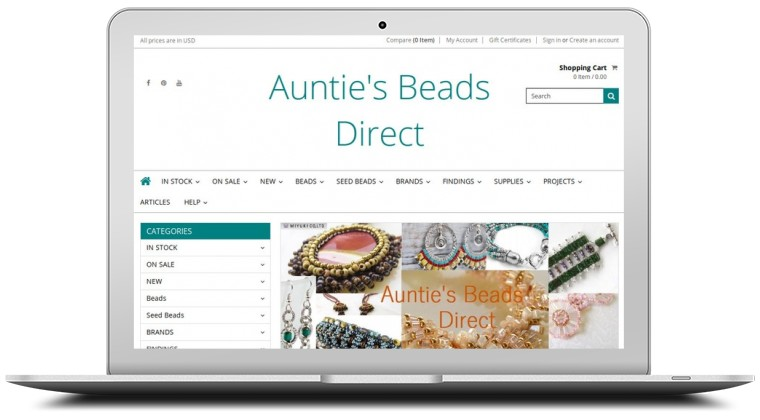 Aunties Beads Coupons