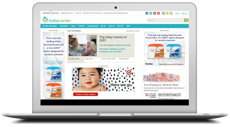 Baby Center Coupons