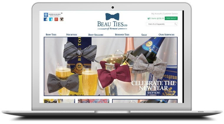 Beau Ties LTD Coupons