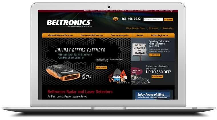 Beltronics Coupons