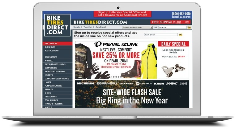 Bike Tires Direct Coupons