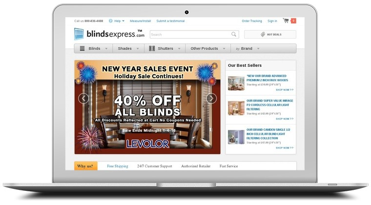 Blinds Express Coupons