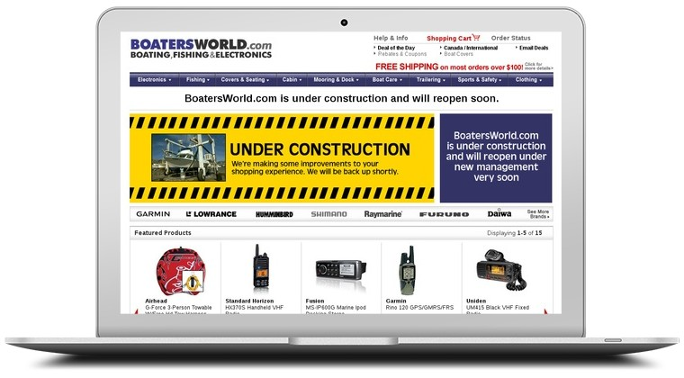 Boaters World Coupons