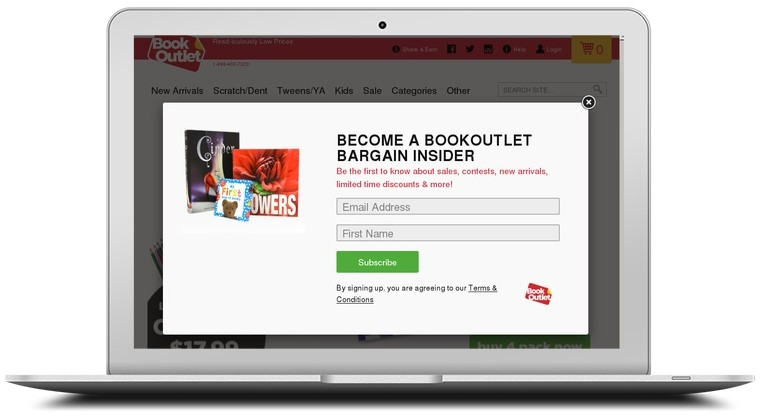Book Closeouts Coupons