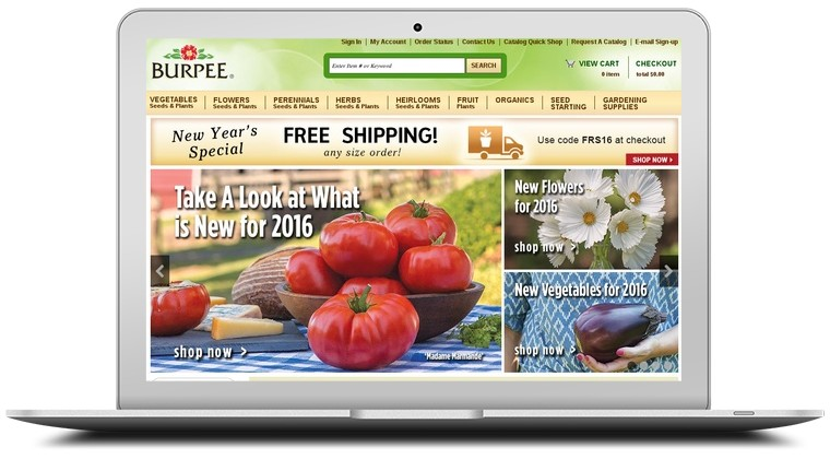 Burpee Seed Coupons