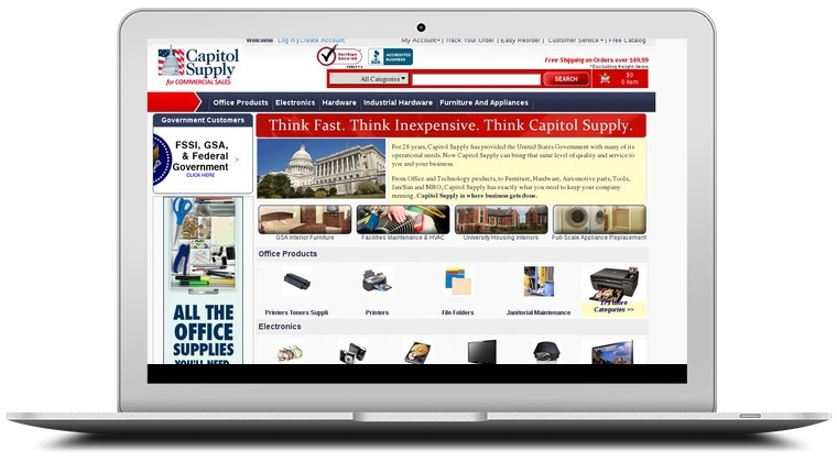 Capitol Supply Coupons
