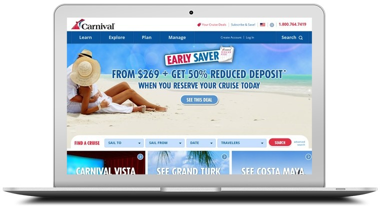 Carnival Cruises Coupons