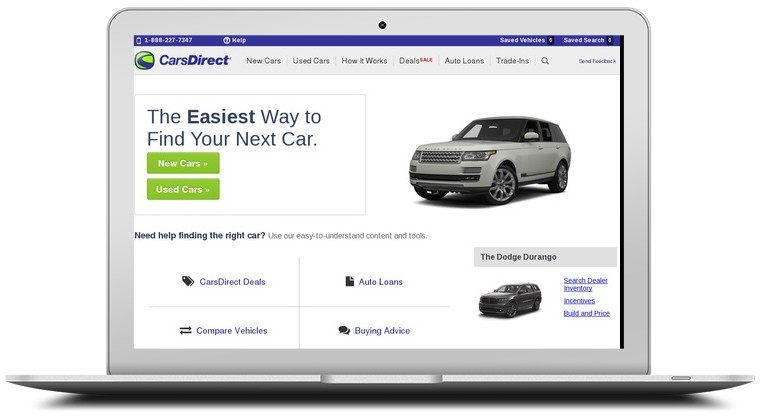 CarsDirect.com Coupons