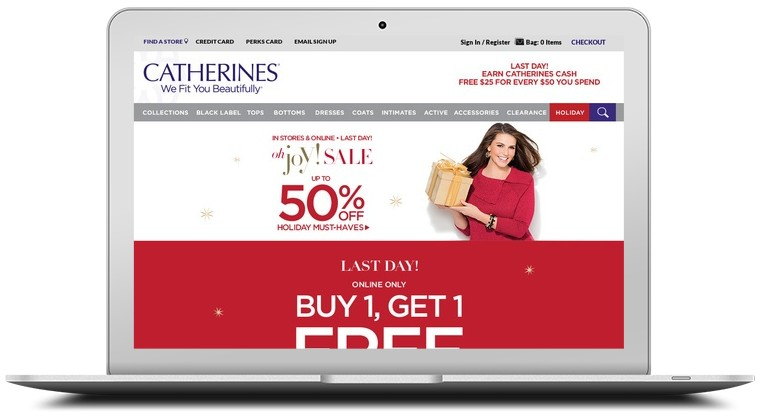 Catherines Plus Size Coupons