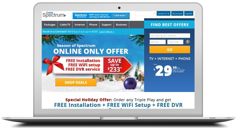 Charter Cable Coupons