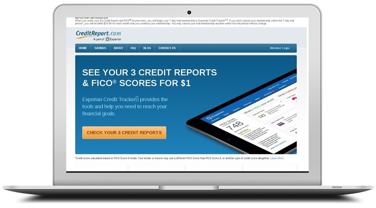 Credit Report Coupons