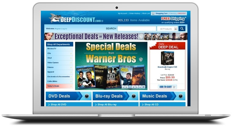 Movie discount coupon