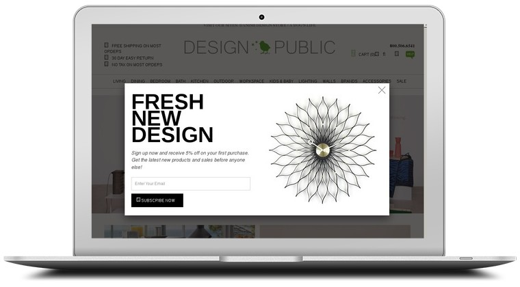 Design Public Coupons
