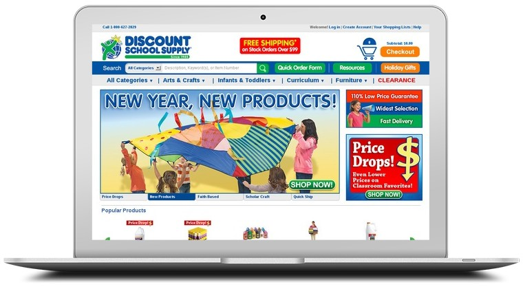 Discount school supply coupons