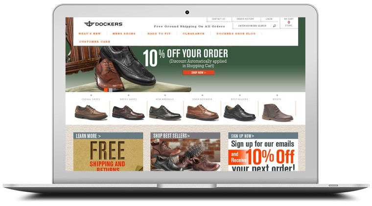 Dockers Shoes Coupons