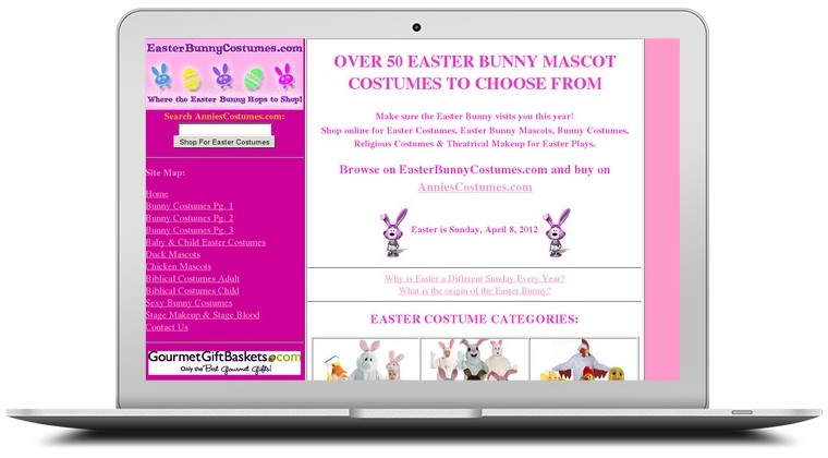 Easter Bunny Costumes Coupons