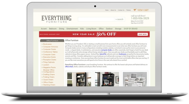 Everything Office Furniture Coupons