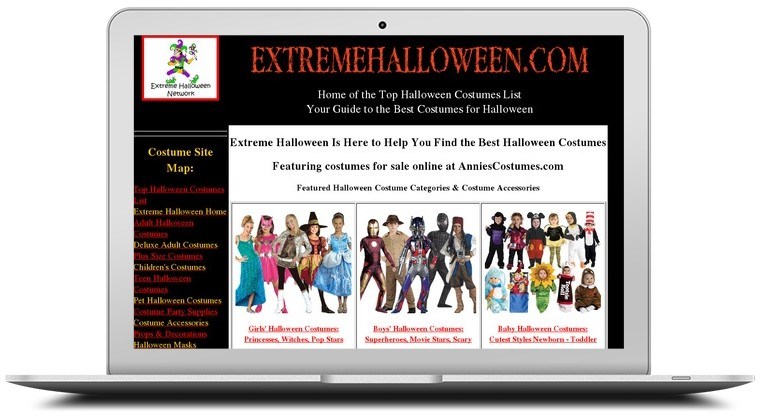 Extreme Halloween Coupons