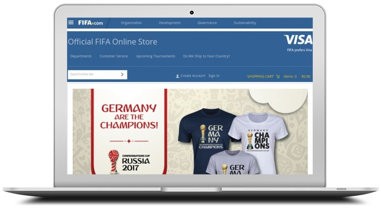 FIFA Store Coupons