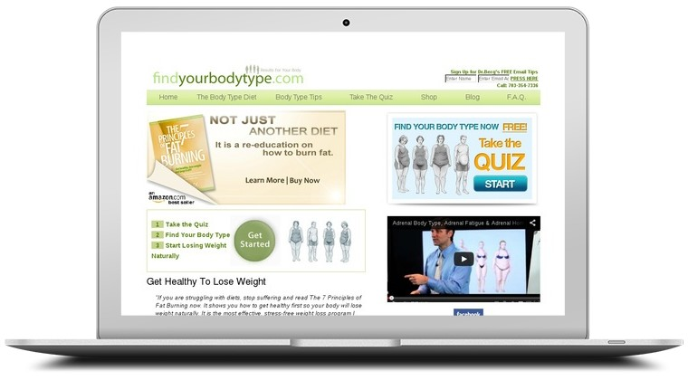 Find Your Body Type Coupons