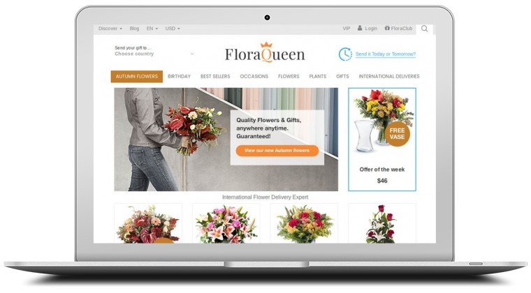 Flora Queen Coupons