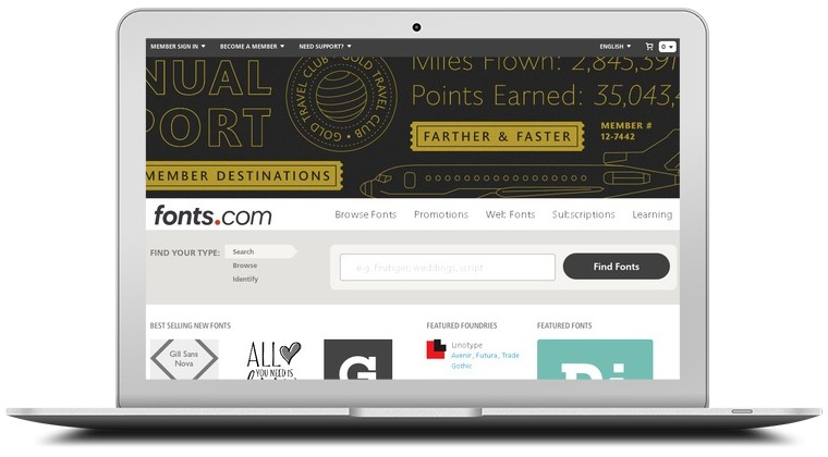 Fonts.com Coupons