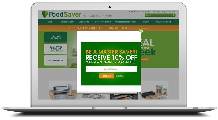 Food Saver Coupons