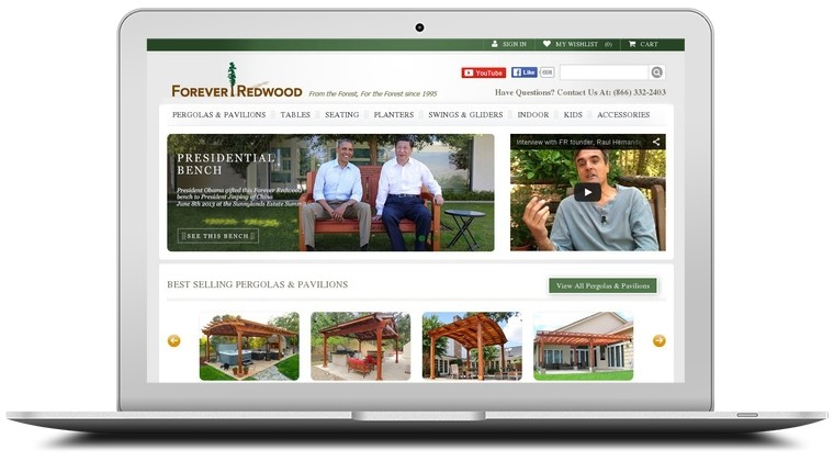 Forever Redwood Furniture Coupons