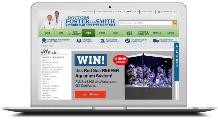Foster and Smith Aquatics Coupons