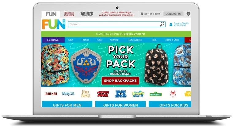 Fun.com Coupons