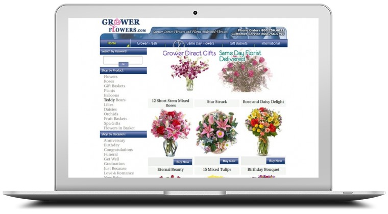 Grower Flowers Coupons