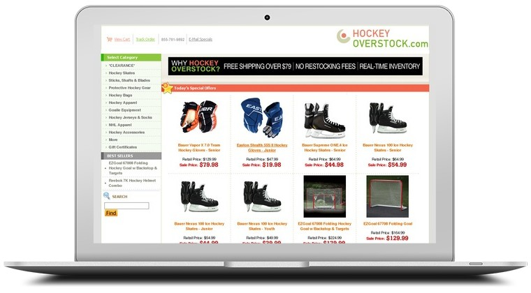 Hockey Overstock Coupons