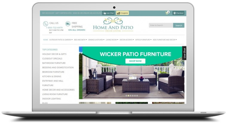 Ordinaire Home And Patio Decor Center Coupons