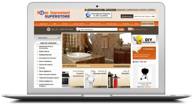 Home Improvement Superstore Coupons