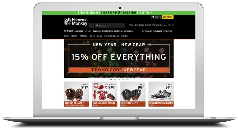 Homerun Monkey Coupons