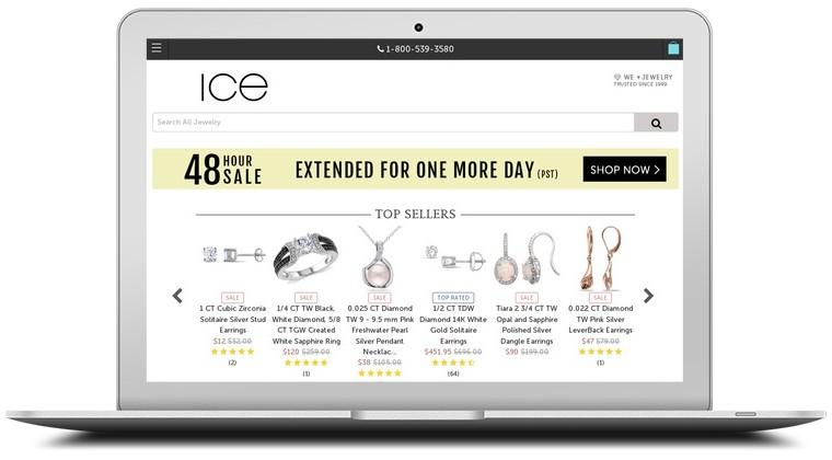 Ice Jewelry Coupons