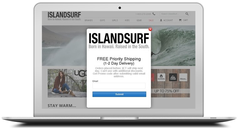 Island Surf Coupons