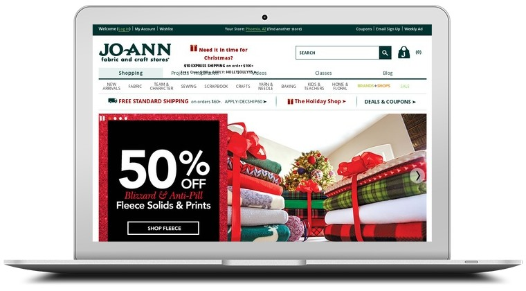 Joann.com Coupons