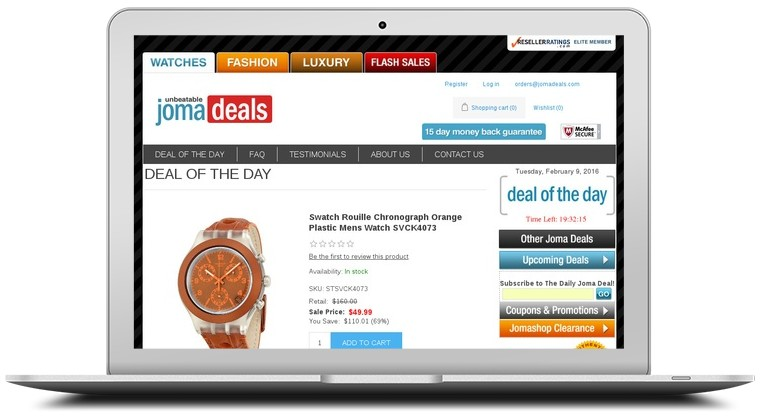 Joma Deals Coupons
