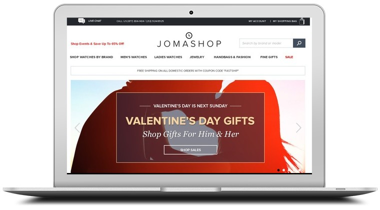 Joma Shop Coupons