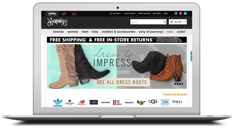 Journeys Shoes Coupons