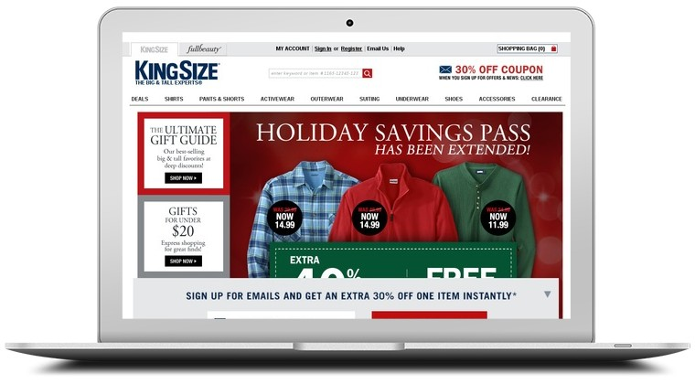 KingSize Direct Coupons