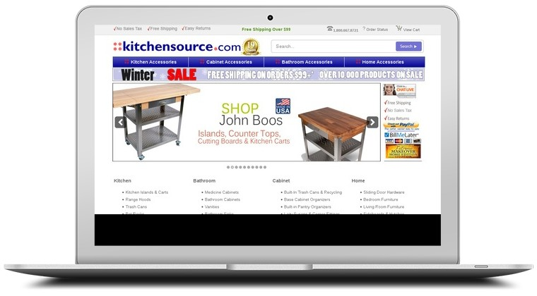 Kitchen Source Coupons