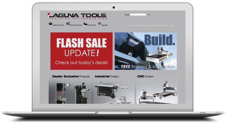 Laguna Tools Coupons