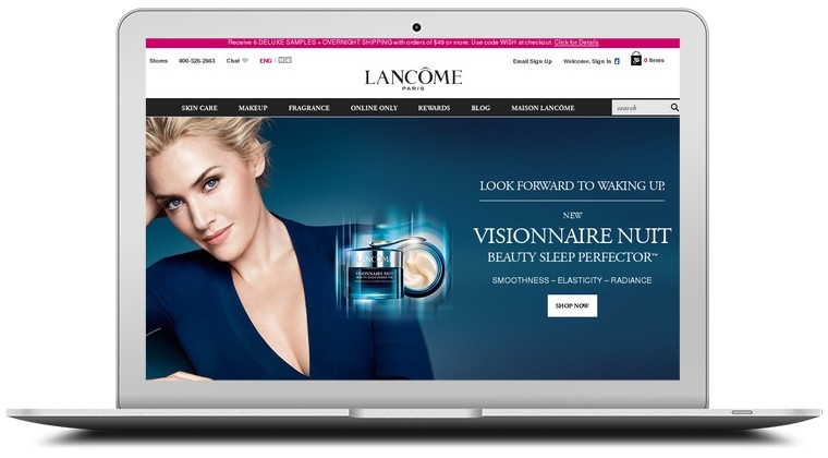 Lancome Cosmetics Coupons