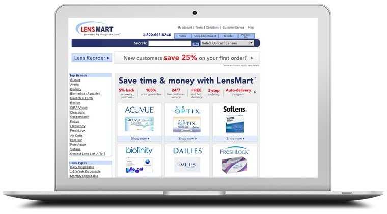 LensMart Coupons
