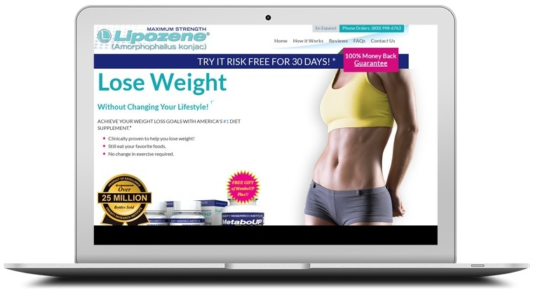 Lipozene Coupons