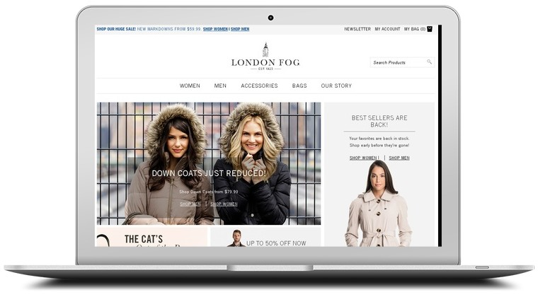 London Fog Coupons